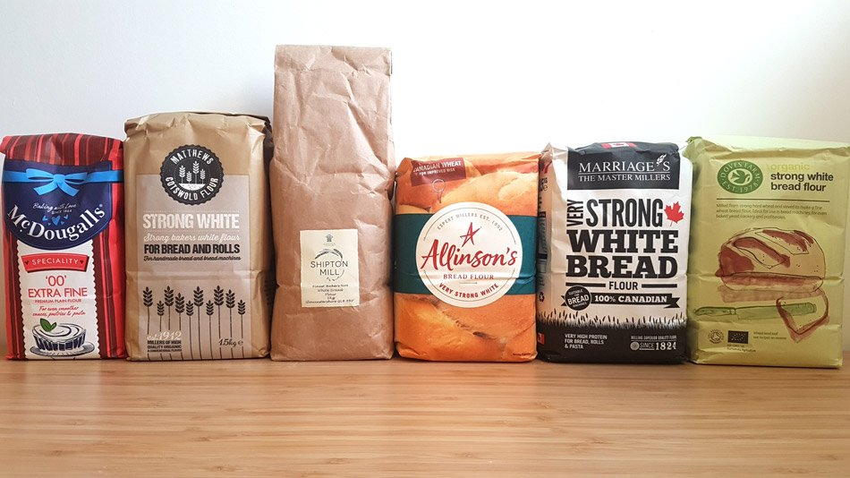 The Best Pizza Flour In The Uk And Where To Buy Crust