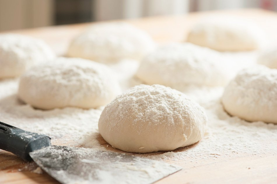 All About Pizza Dough Hydration And Other Bakers Percentages Crust Kingdom